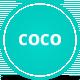 Coco - Clean & Minimal Portfolio/Blog Theme - WP Nulled