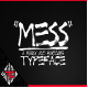 mess font v1 - GraphicRiver Item for Sale