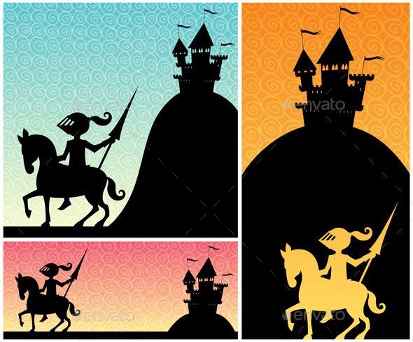 Knight Backgrounds - Backgrounds Decorative