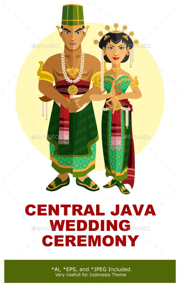 Indonesian Central Java Wedding Ceremony - Weddings Seasons/Holidays
