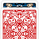 Halloween Playing Card Back Design - GraphicRiver Item for Sale