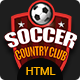 Soccer Club | Sports Club Html Template Nulled