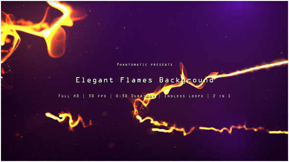 Elegant Flames