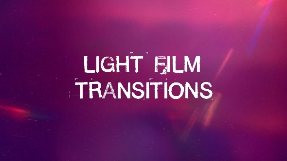 Light Film Transitions