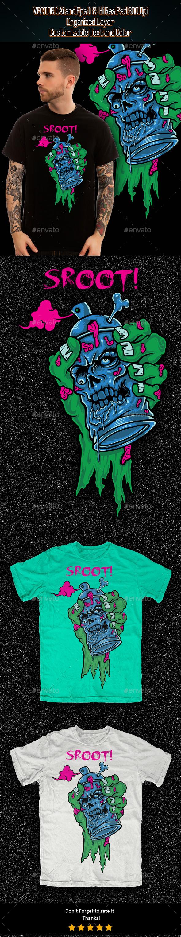 Sroot - Grunge Designs