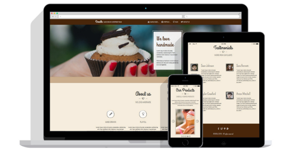 DOODLE – WP Theme for Handmade and Artisan Goods