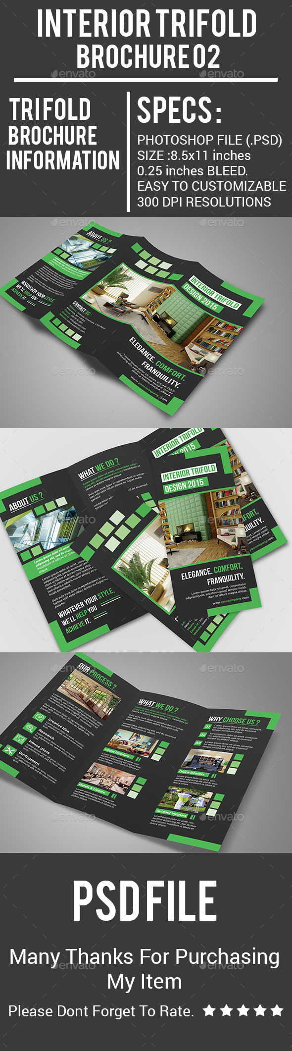 Interior Trifold Brochure 02