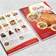 A4 Delicious Food Menu Flyer - GraphicRiver Item for Sale