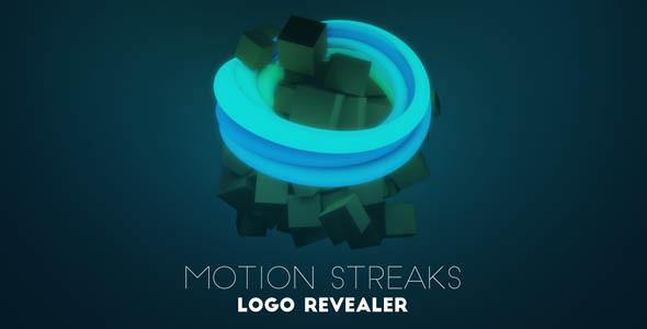 Motion Streaks Logo Revealer