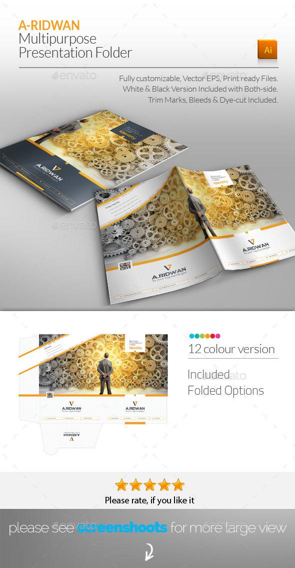 A-Ridwan Presentation Folder