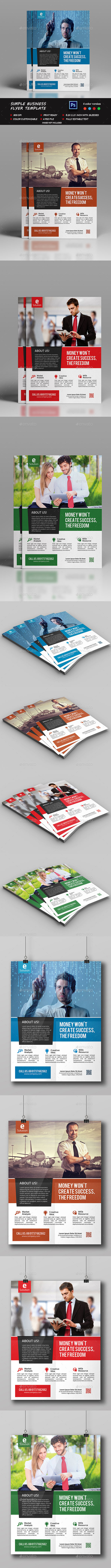 Simple Business Flyer - Corporate Flyers
