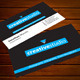 Creative Business Card 2016 - GraphicRiver Item for Sale