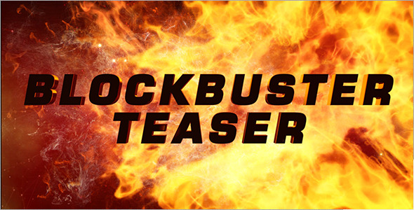 Blockbuster Teaser