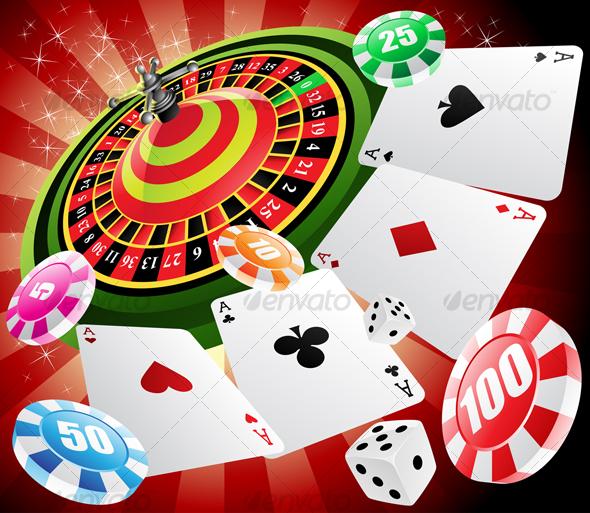 Casino - Sports/Activity Conceptual