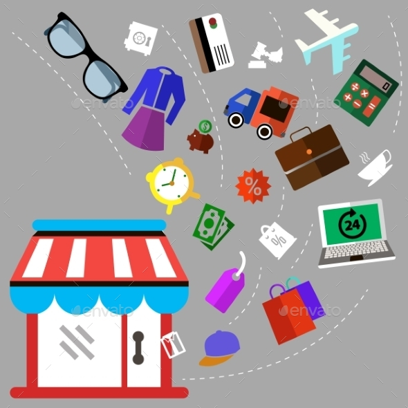 Shoping - Retail Commercial / Shopping