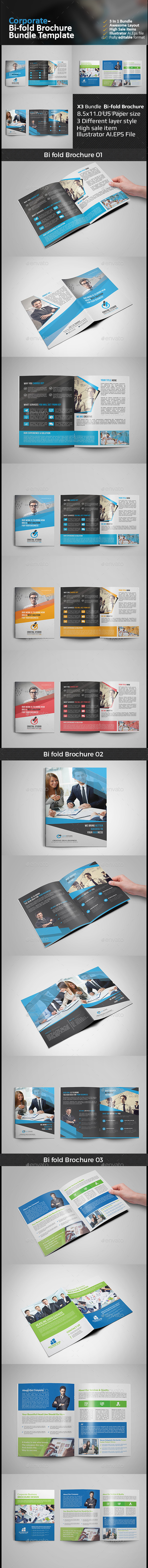 Brochure Bundle Pack - Corporate Brochures