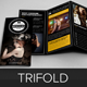Photography Trifold Brochure Indesign Template v2  - GraphicRiver Item for Sale