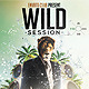 Wild Session Flyer - GraphicRiver Item for Sale