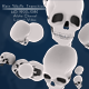 Rain Skulls Transition 2 - VideoHive Item for Sale