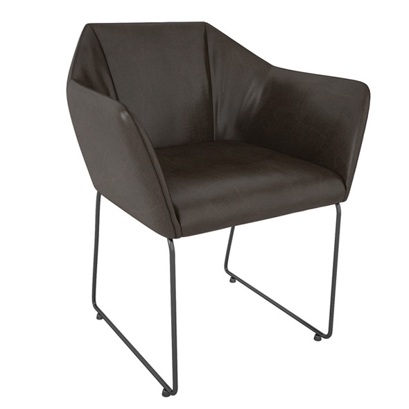 Habitat Estar Arm Chair - 3DOcean Item for Sale