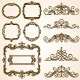 Decorative Calligraphic Frames - GraphicRiver Item for Sale