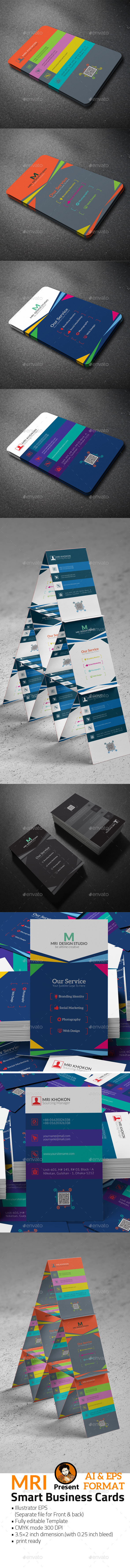 Smart Business Cards - Business Cards Print Templates