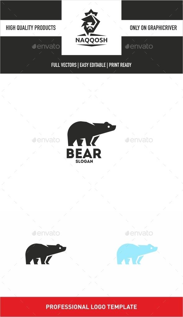 Bear - Logo Templates