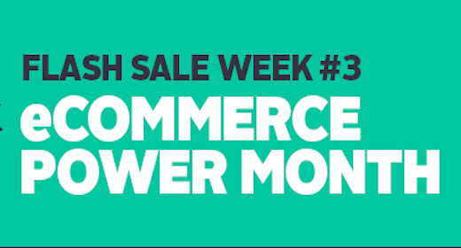 eCommerce Month Week #3