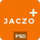 Jaczopluse Email Newsletter Psd - GraphicRiver Item for Sale