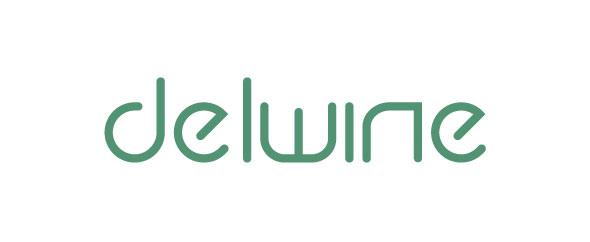 Delwine logo