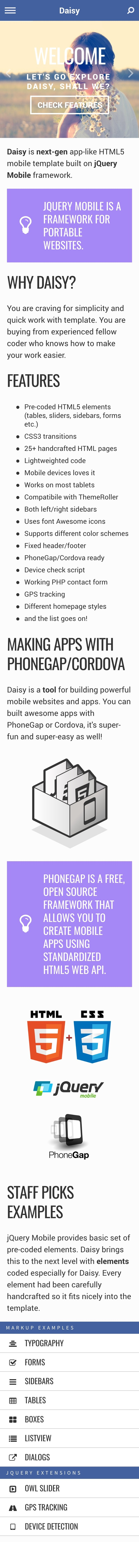 Nightly   A Bold jQuery Mobile Template by lukepostulka   ThemeForest