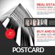 Real Estate Postcards - GraphicRiver Item for Sale