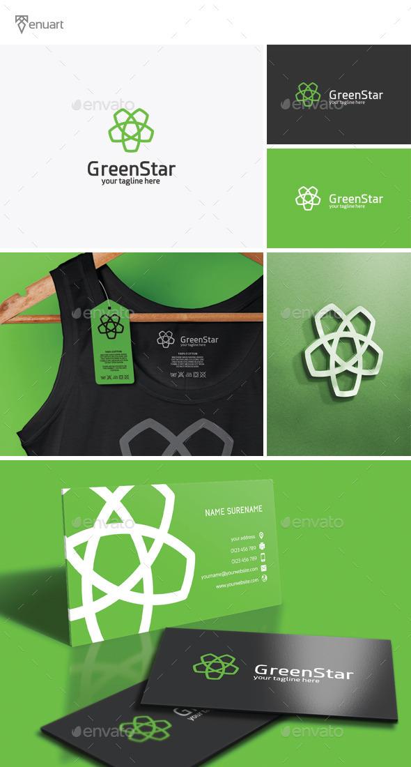 Green Star Logo