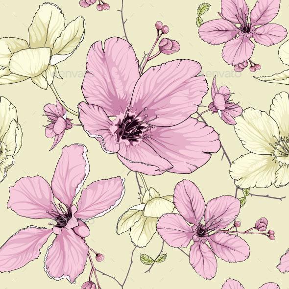 Sakura Flower - Flowers & Plants Nature