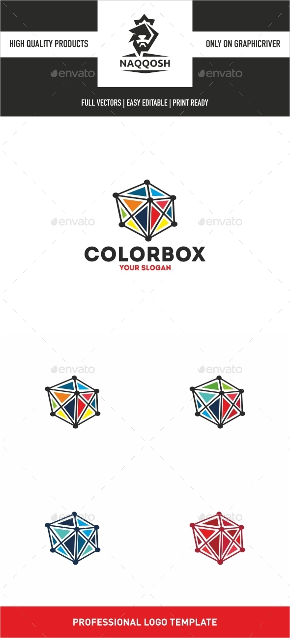 Color Box Logo