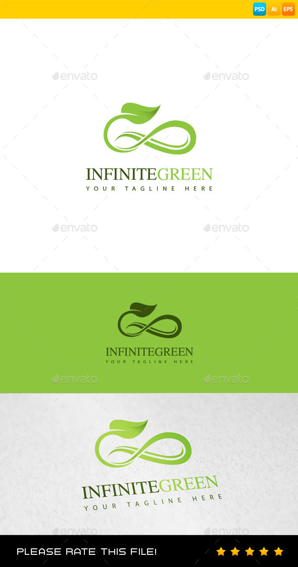Bio Logo - Nature Logo Templates