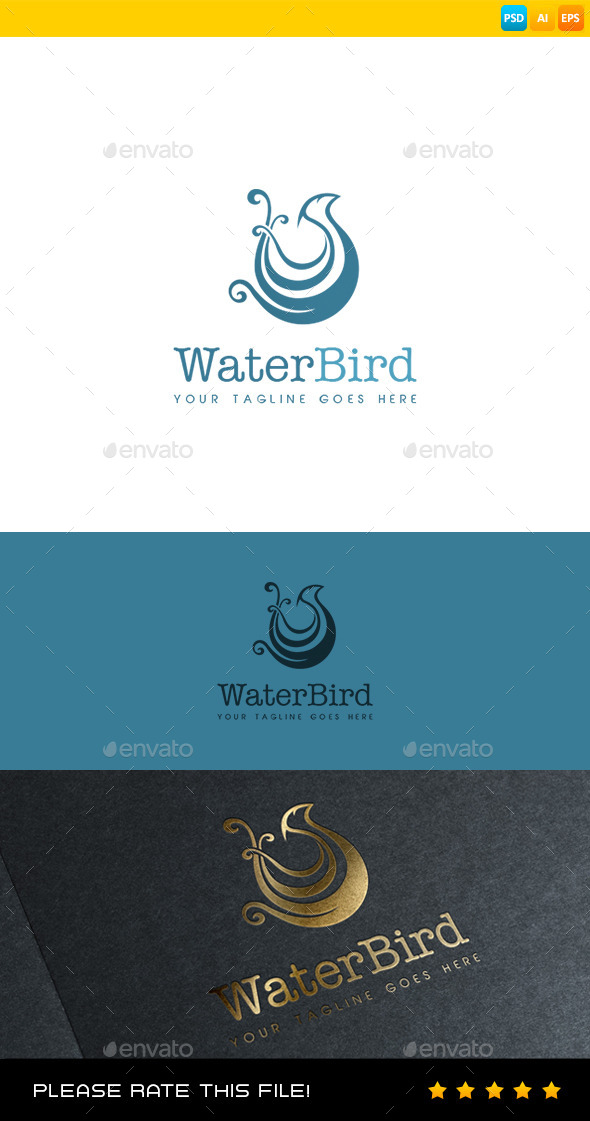 Elegance Logo - Nature Logo Templates
