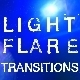 Light Flare Transitions - VideoHive Item for Sale