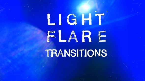 Light Flare Transitions