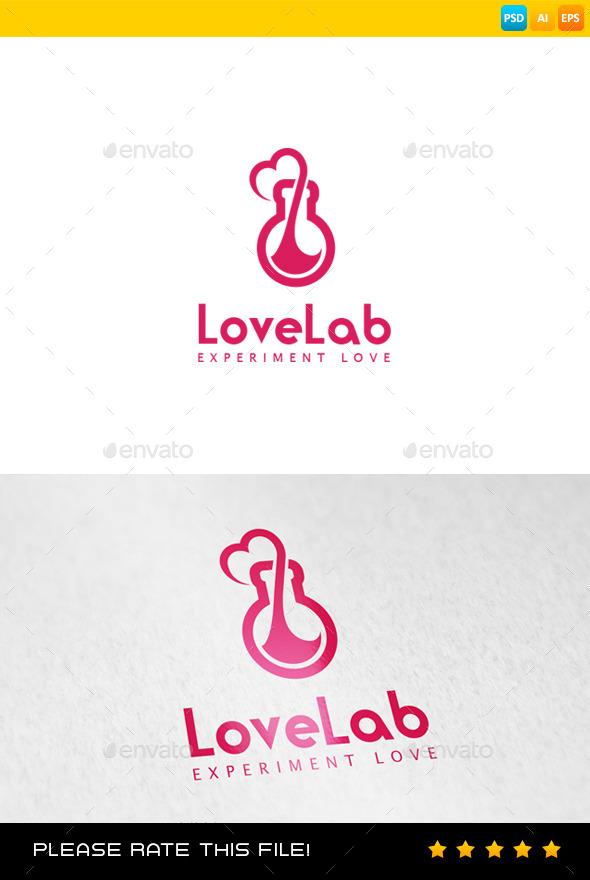 Heart Logo - Vector Abstract