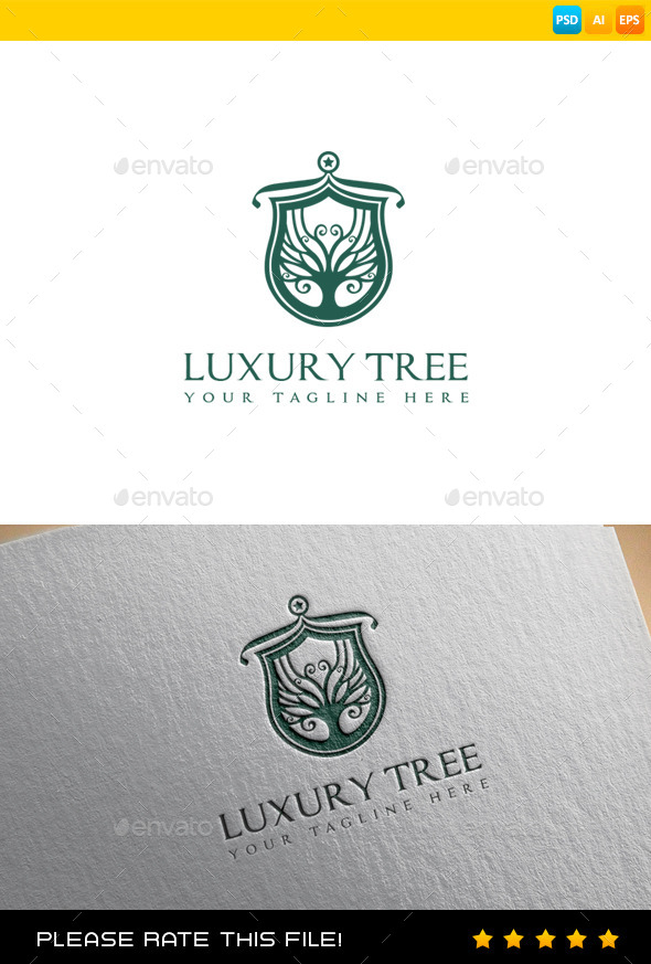 Forest Logo - Nature Logo Templates