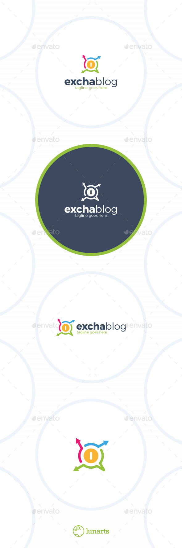 Exchange Blog Logo Changer Chat