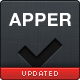 Apper - App Presentation Template - ThemeForest Item for Sale