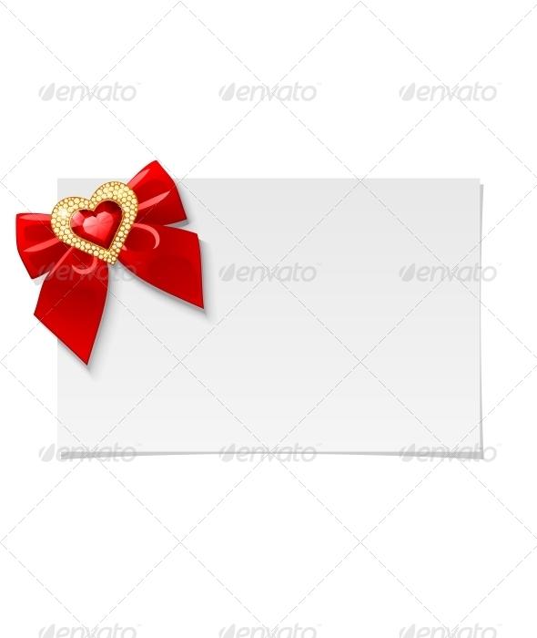 Valentine's day blank letter - Valentines Seasons/Holidays