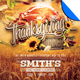 Thanksgiving Dinner Invite Flyer Template