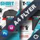 T-Shirt Flyer Templates - GraphicRiver Item for Sale