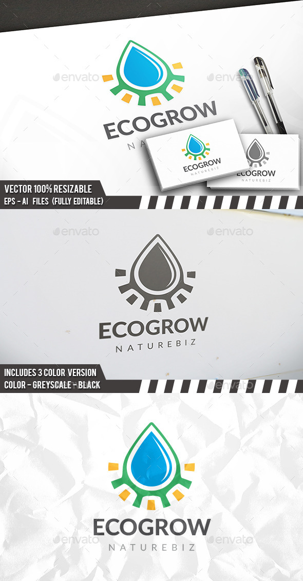 Water Eco Logo
