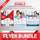 Corporate Business Flyer Bundle - GraphicRiver Item for Sale