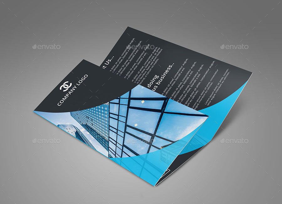 Corporate Tri Fold Brochure Template By Obayes Graphicriver
