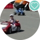 The Boy Goes To The Kid's Car - VideoHive Item for Sale